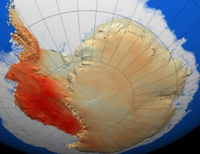 Antarctica Fig. 2 Fifty Years of Warming